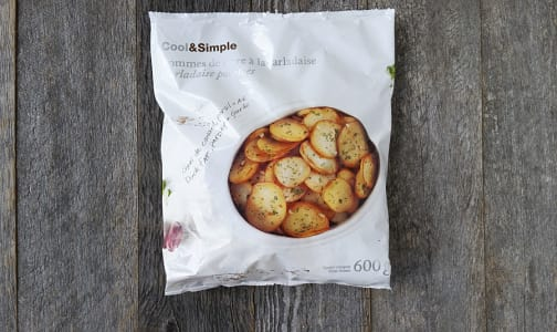Sarladaise Potatoes (Frozen)- Code#: PM8121