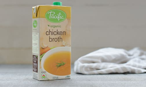 Organic Chicken Broth- Code#: PM941