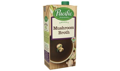 Organic Mushroom Broth- Code#: PM950