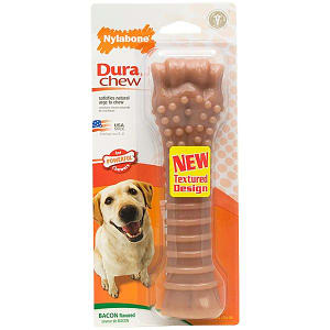 Bacon Dura Chew Bone - For dogs 50+ lbs- Code#: PS006