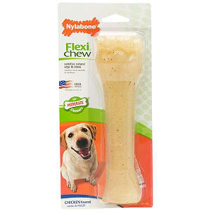 Chicken Flexi Chew Bone - For dogs 50+ lbs- Code#: PS009