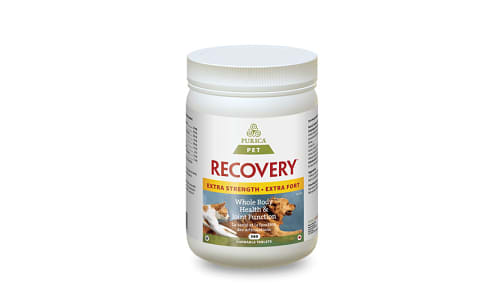 Organic Pet Recovery Extra Strength- Code#: PS0147