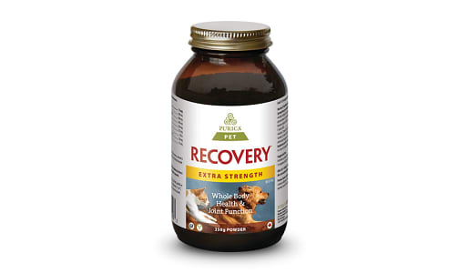 Organic Pet Recovery Extra Strength Powder- Code#: PS0159