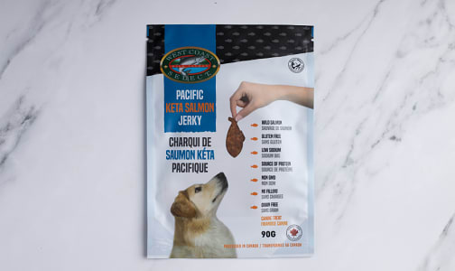 Pet Salmon Jerky- Code#: PS0230