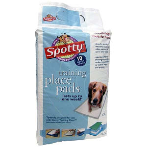 Spotty Puppy Pads- Code#: PS047
