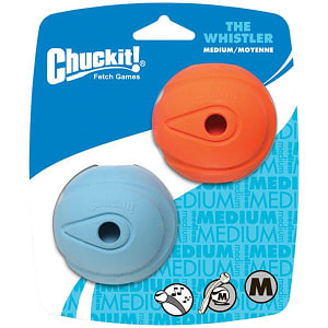 Whistle Ball - Medium- Code#: PS121