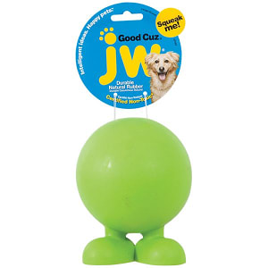 Medium Good Cuz Dog Toy - Colours Vary- Code#: PS155