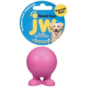 Small Good Cuz Dog Toy - Colours Vary- Code#: PS158