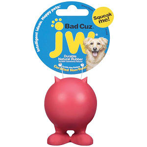 Small Bad Cuz Dog Toy - Colours Vary- Code#: PS160