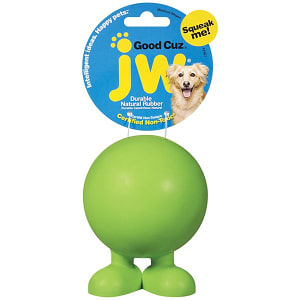 Large Good Cuz Dog Toy - Colours Vary- Code#: PS163