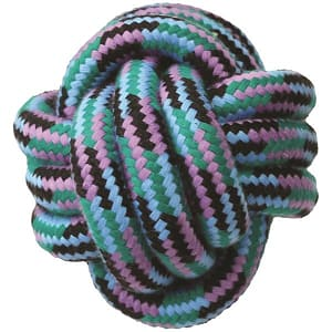 Braidys Rope - 5 Knot Rope Monkey Fist 3.5 - Code#: PS183