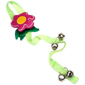 Potty Training Bells - Flower- Code#: PS223