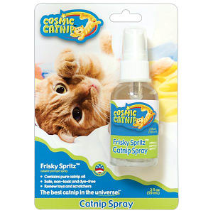 Cosmic Catnip Spray- Code#: PS528