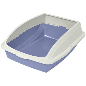 Large Litter Pan with Rim - 19x15x4 - Code#: PS543