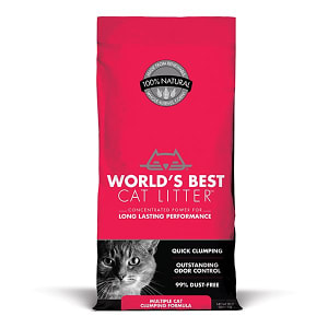 Cat Litter - Multi Cat Clumping Formula- Code#: PS608