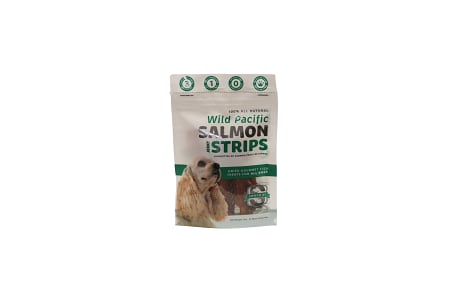 Salmon Snacks for Dogs- Code#: PT004