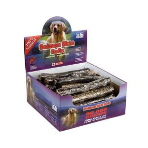 Salmon Skin Rolls- Code#: PT007