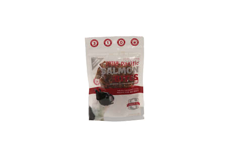 Wild Pacific Salmon Marrow Bites for Dogs- Code#: PT010