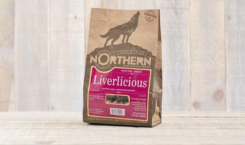 Liverlicious Biscuits- Code#: PT0192