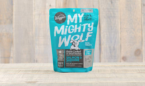My Mighty Wolf - Salmon-Licious Dog Treats- Code#: PT027