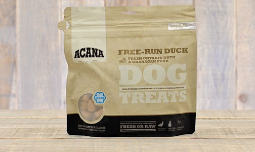 Free-Run Duck Dog Treats- Code#: PT0231