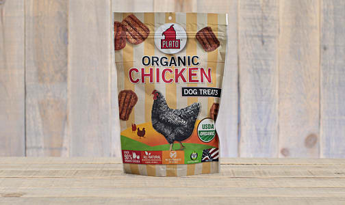 Organic Chicken Real Strips- Code#: PT0232
