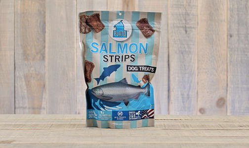 Natural Salmon Real Strips- Code#: PT0234