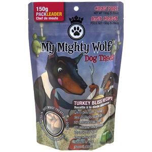 My Mighty Wolf - Turkey Bliss Dog Treats- Code#: PT025