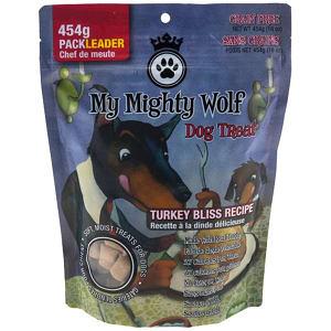 My Mighty Wolf - Turkey Bliss Dog Treats- Code#: PT026