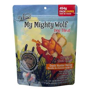 My Mighty Wolf - Duck Hunter Dog Treats- Code#: PT029