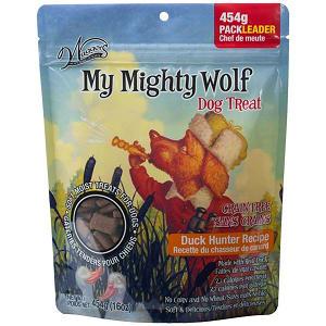 My Mighty Wolf - Duck Hunter Dog Treats- Code#: PT030