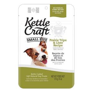 Prairie Tripe & Liver Small Bite Dog Treats- Code#: PT036