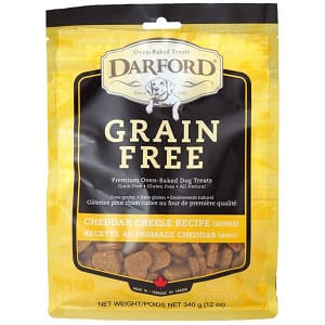 Grain Free Cheddar Cheese Mini Dog Treats- Code#: PT046