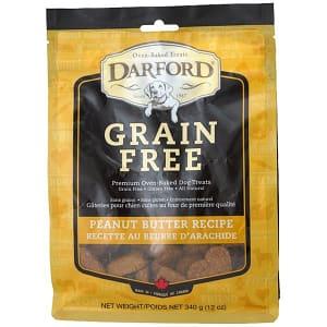 Grain Free Peanut Butter Dog Treats- Code#: PT047