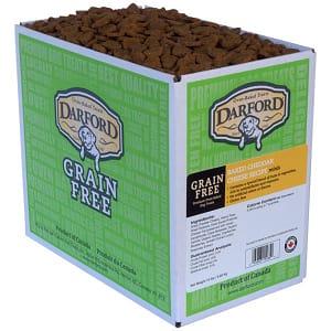 Grain Free Cheddar Cheese Mini Dog Treats- Code#: PT048