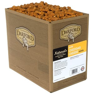 Cheddar Cheese Mini Dog Treats- Code#: PT053