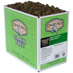Grain Free Vegetable & Fruit Dog Treats- Code#: PT057