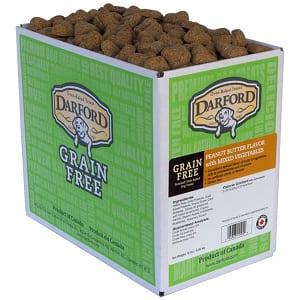 Grain Free Peanut Butter Dog Treats- Code#: PT071