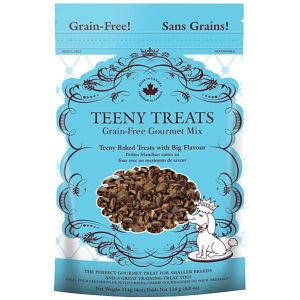 Teeny Treats Grain-Free Gourmet Mix Dog Treats- Code#: PT098