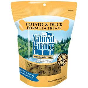 Limited Ingredient Treats: Duck & Sweet Potato Dog Treats- Code#: PT106