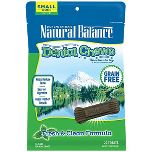 Fresh & Clean Dental Chews - Small to Medium- Code#: PT122