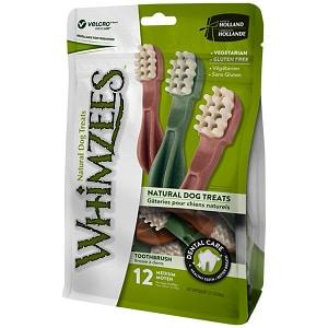 Toothbrush Dental Treats for Medium Dogs- Code#: PT164