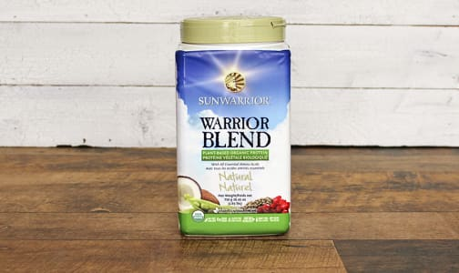 Organic Warrior Blend 3.0 Natural- Code#: PC0537