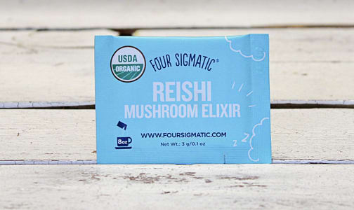 Organic Instant Reishi Elixer Single- Code#: PC0543