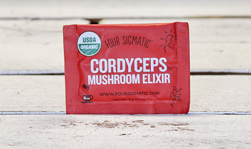 Organic Instant Cordyceps Elixer Single- Code#: PC0545