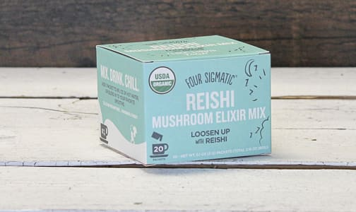 Organic Instant Reishi Elixer Box- Code#: PC0557