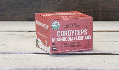 Organic Instant Cordyceps Elixer Box- Code#: PC0558