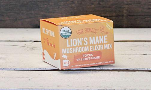 Organic Instant Lions Mane Elixer Box- Code#: PC0561