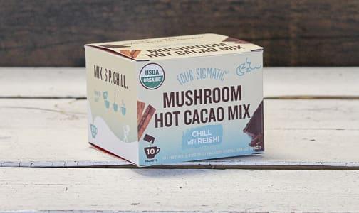 Organic Hot Cocoa + Reishi Box- Code#: PC0562