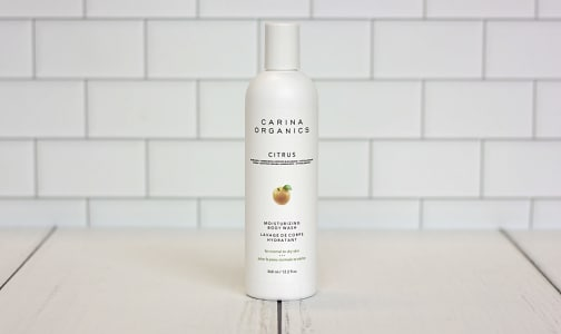 Moisturizing Body Wash - Citrus- Code#: PC0746